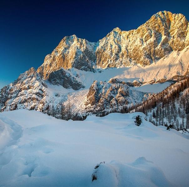 Schneeschuhwandern in Ramsau am Dachstein